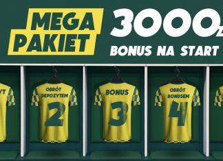 Nowe konto w Betfan = 3050 PLN na start!