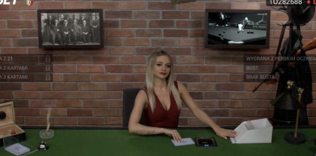 Legalny blackjack online dla Polaków w Forbet TVbet!